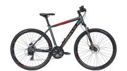 BULLS Crossbike 1, Grey Mat