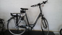 Multicycle Presence - E, zwart