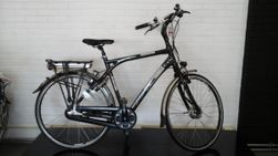 Multicycle sinergy carbon, zwart