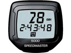 Sigma Fietscomputer Speedmaster 5000 Zwart