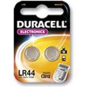 Batterij Duracell LR44 1.5V alkaline (per 2)