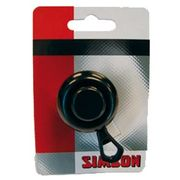 Simson Fietsbel Compact Zwart