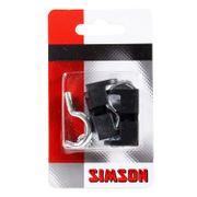 Simson Bevestigingsset Ringslot Normaal Frame