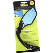 Mirage spiegel R licht dimmend glas