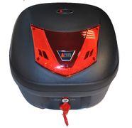 Topkoffer Scooter Luxe Aplus 28 ltr Zwart