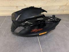 Zijscherm Piaggio Zip 4T Zwart Glans Gedemonteerd