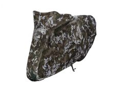 Beschermhoes Scooter/Motor Oxford Aquatex Camouflage - M 229x99x125cm