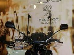 Windscherm Helder 70cm Peugeot Kisbee Origineel
