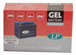 Accu Landport GTX7A-BS Gel