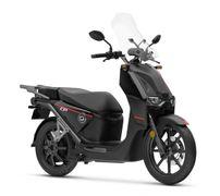 Super Soco CPX E-scooter 45km, Zwart