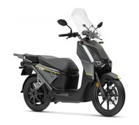 Super Soco CPX E-scooter 25km, Grey