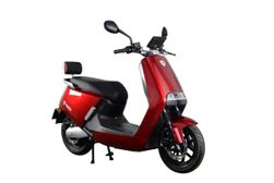 Yadea G5 City 32Ah E-scooter, Glossy Red
