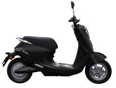Yadea C-umi E-scooter 25km, Matte Black