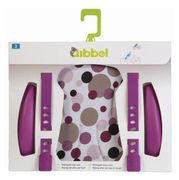 Qibbel Stylingset Luxe Voorzitje Dots-purple Q514