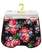 Qibbel Stylingset luxe Wind scherm Blossom Roses blackQ734