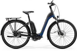 Merida eSPRESSO City 700 Matt Ocean Blue / Black, Matt Ocean Blue