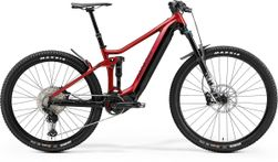 Merida eONE-FORTY 700, Glossy Christmas Red