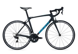 Giant TCR Advanced, Gunmetal Black