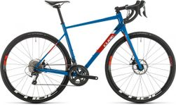 Cube ATTAIN RACE BLUE/RED 2020, blue/red