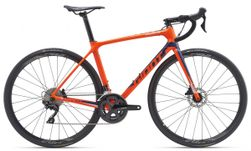 Giant TCR Advanced Disc, Neon Red