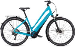 Specialized Como, Aqua/black/chrome