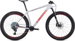 Specialized Epic Ht, Dove Grey/rocket Red/crimson