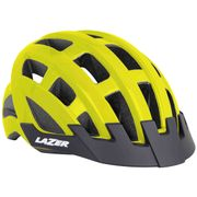 Lazer Helm Compact Fluor Geel Unisize