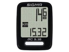 Sigma fietscomp BC506