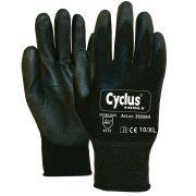 Werkhandschoen Nylon XL/10 zwarte kraag Cyclus 292564