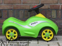 Puky Loopauto, kiwi groen