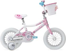 Giant Lil Puddn 12'', Wit/Roze