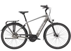 Trek District+ 7, Incl. 500Wh, Anthracite
