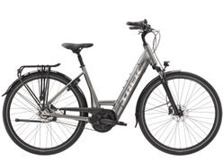 Trek District+ 7 Lowstep, Incl. 500Wh, Anthracite