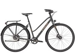 Trek District 4 Equipped Stagger, Lithium Grey