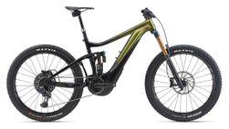 Giant Reign E+ 0 Pro, Incl. 500Wh, Chameleon Green / Gold