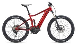 Giant Stance E+ 2 Power, Incl. 500Wh, Electric Red