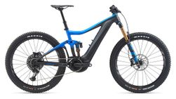 Giant Trance E+ 0 Pro (DEMO), Incl. 625Wh, Fusion Blue / Metallic Black