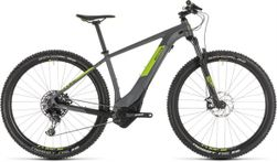 Cube Reaction Hybrid Eagle 500, Incl. 500Wh, grey/green