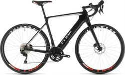 Cube Agree Hybrid C:62 Race Disc (DEMO), Incl. 250Wh, carbon/white