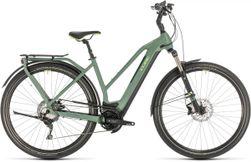 Cube Kathmandu Hybrid EXC 625, Incl. 625Wh, green/green