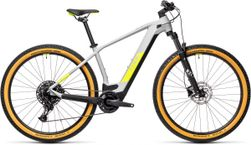 Cube Reaction Hybrid Pro 625, Incl. 625Wh, grey/yellow