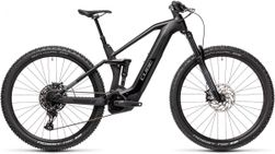 Cube Stereo Hybrid 140 HPC Race 625, Incl. 625Wh, black/grey