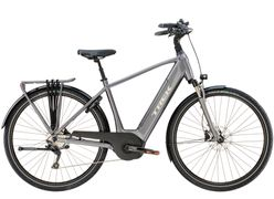 Trek TM4+ Men, Incl. 500Wh, Anthracite