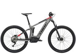 Trek Powerfly FS 5, Incl. 500Wh, Matte Anthracite