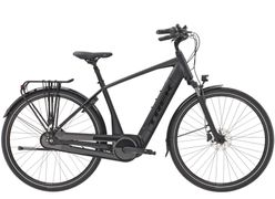 Trek District+ 6, Incl. 500Wh, Matte Trek Black