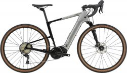 CANNONDALE Topstone Neo Carbon 3 Lefty, Incl. 500Wh, Grey