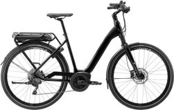 Cannondale Mavaro Active City, Incl. 500Wh, Black Pearl