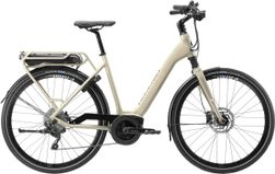 Cannondale Mavaro Active City, Incl. 500Wh, Champagne