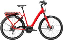 Cannondale Mavaro Active City, Incl. 500Wh, Acid Red