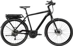 Cannondale Mavaro Active, Incl. 500Wh, Black Pearl